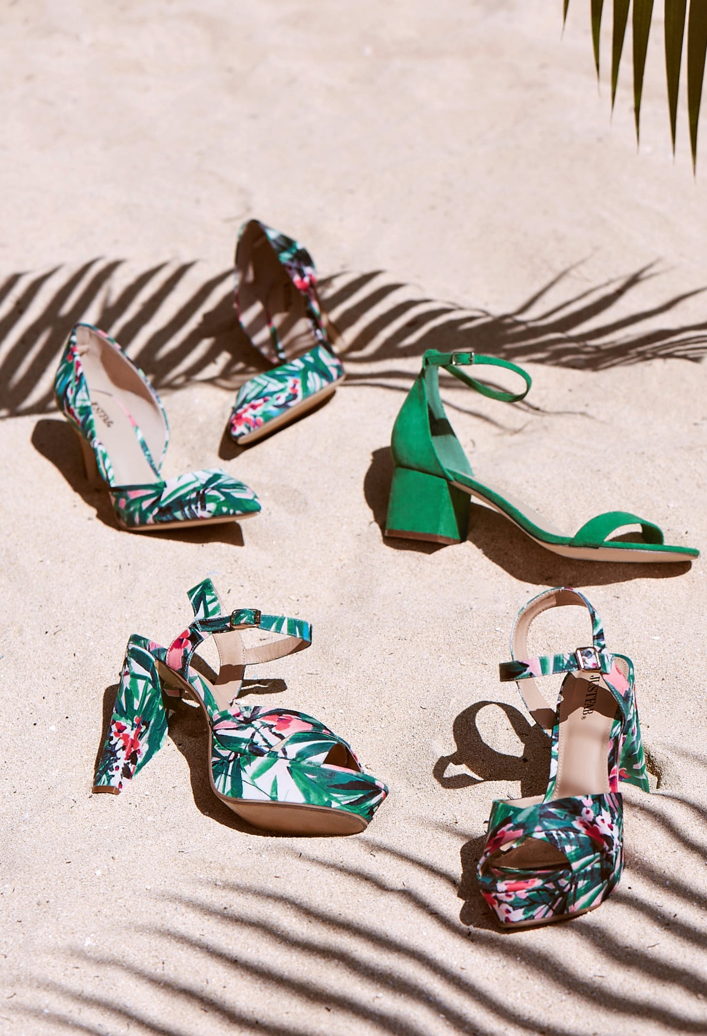 Shop Printed Pumps - An Exotic Accent