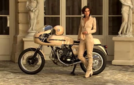Sneak Peek: Check Out Keira Knightly in the New Chanel Coco Mademoiselle Commericial!