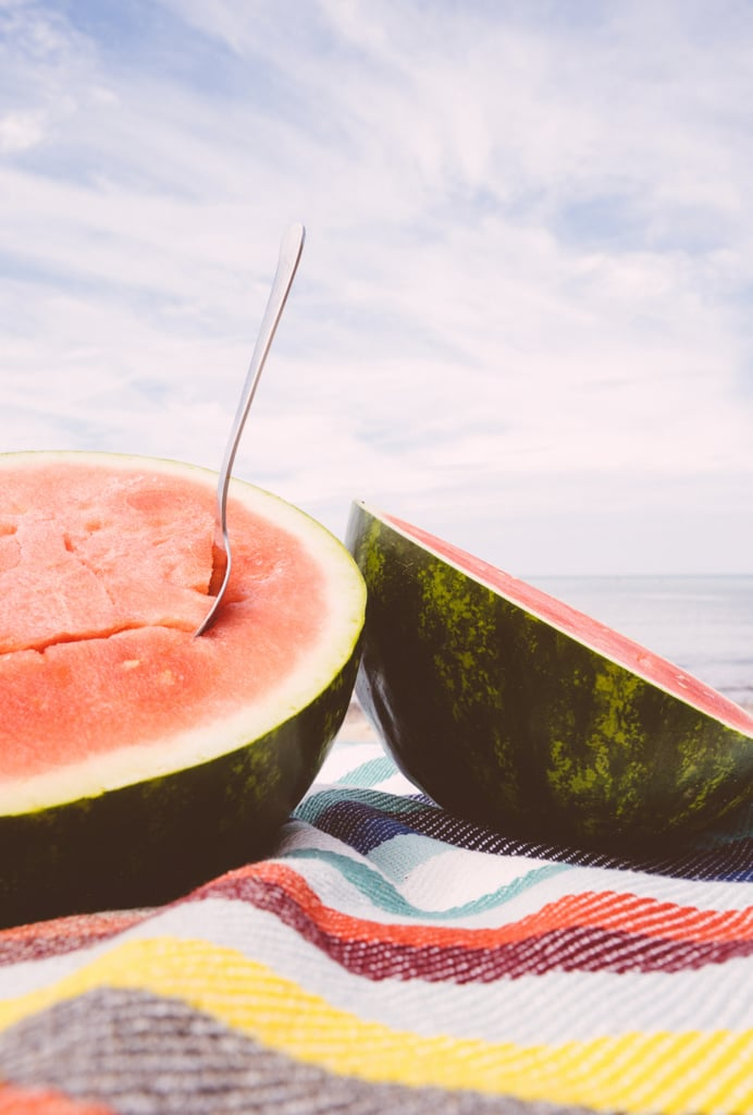 Eat watermelon.