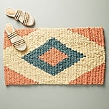 Coral Diamond Doormat