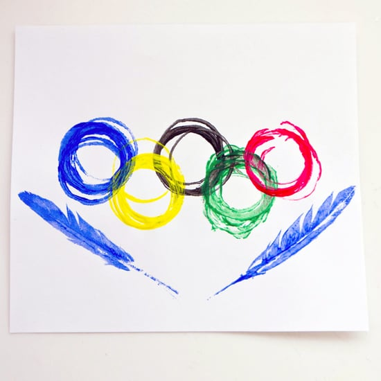 Olympic Craft For Kids Popsugar Family