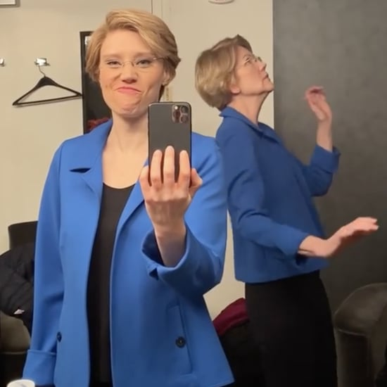 "Elizabeth Warren and Kate McKinnon's ""Flip the Switch"" Video"