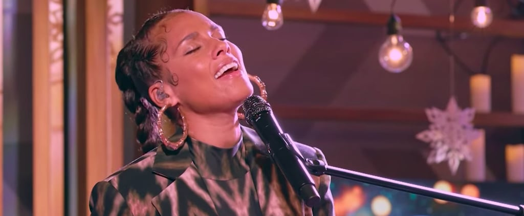 "Watch Alicia Keys Perform ""Ave Maria"" and ""Fallin'"" Medley"