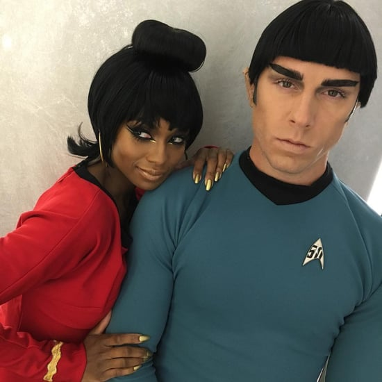 Pop Culture Halloween Costumes For Couples