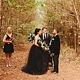 Woodland Elopement