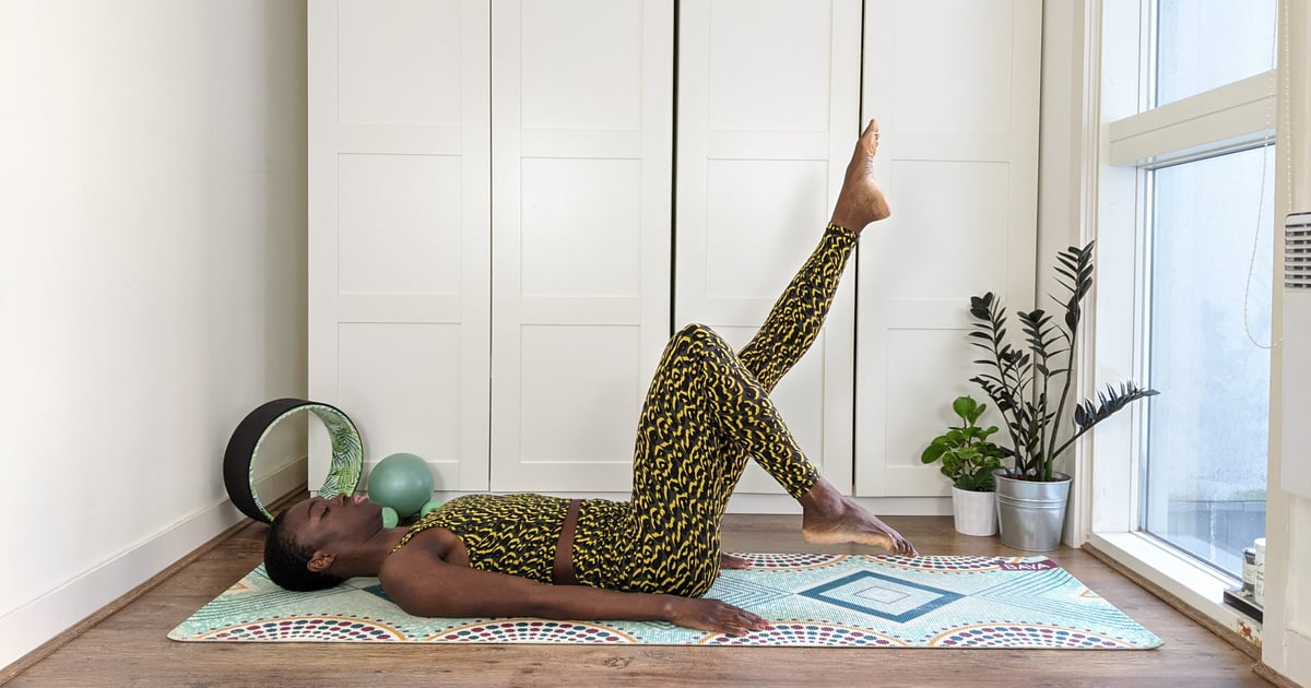 Strengthen Your Core With This 5-Minute Bodyweight Pilates Ab Workout From Isa Welly