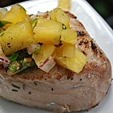 Yellowfin Tuna With Mango Salsa