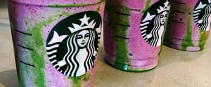 This Barista Invented a Mermaid Frappuccino For Your Unicorn Withdrawals