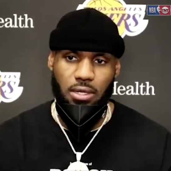 Watch LeBron James Comment on the Pro-Trump Capitol Riot