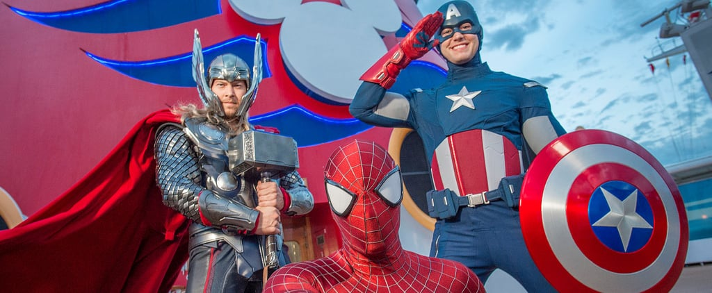 Sail Away With Your Favorite Superheroes on Disney's Newest Cruise Attraction