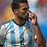 Argentina: Ezequiel Garay