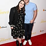 Ben Platt and Beanie Feldstein Friendship Pictures