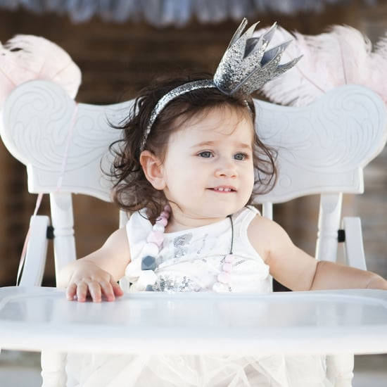 Swan Princess First Birthday Party