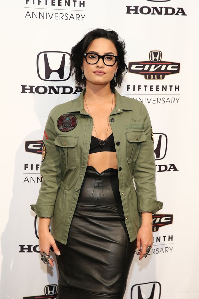 e2c2b27933a Demi Lovato s Glasses