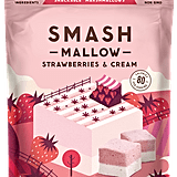 Strawberries and Cream Smashmallows