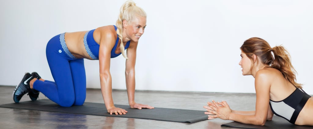 Workout Challenge: How to do 50 Push-Ups in 4 Weeks