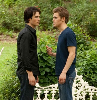 Pictures From Vampire Diaries Season Two
