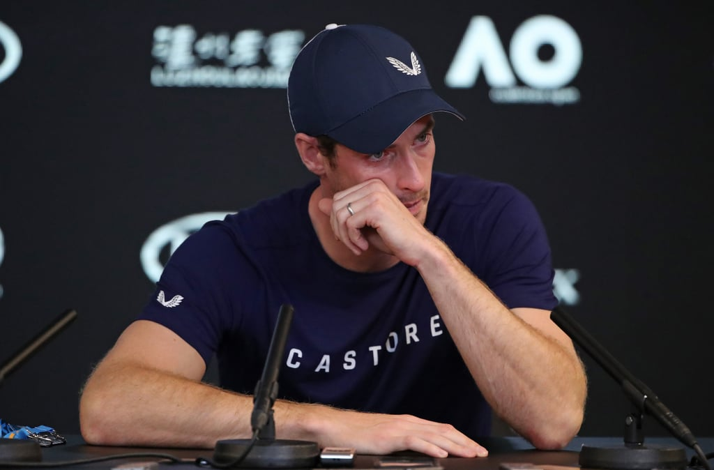 Andy Murray Retirement Announcement January 2019