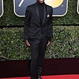 Caleb McLaughlin = 5′9″