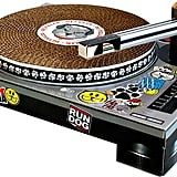 Suck UK Cat Playhouse DJ Deck Scratch Pad