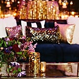 Candlelight and Sparkle Were Made For Winter Weddings