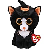 Witchie Beanie Boo Cat Plush