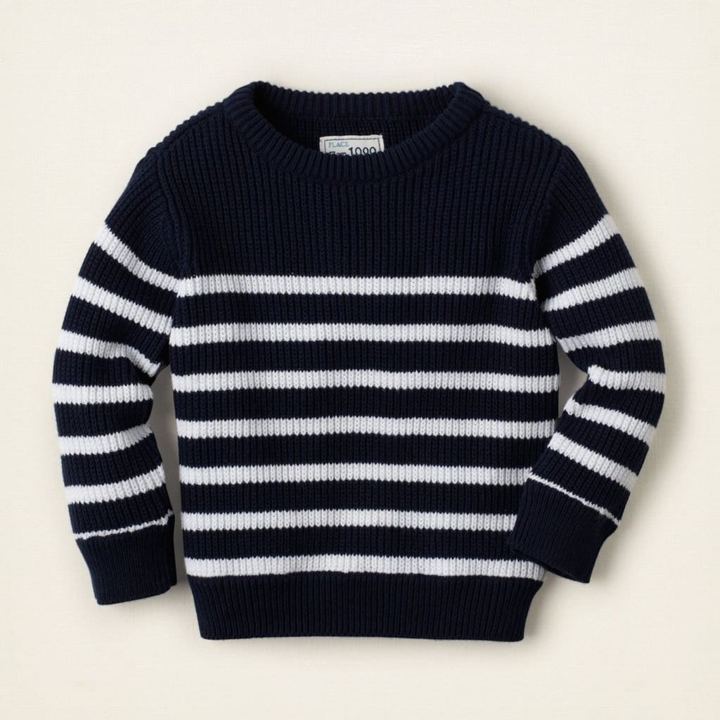 The Children's Place Striped Nautical Sweater ($25)