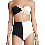 Mara Hoffman Chey Bandeau Bikini