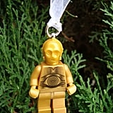 Geeky Lego Christmas Ornaments