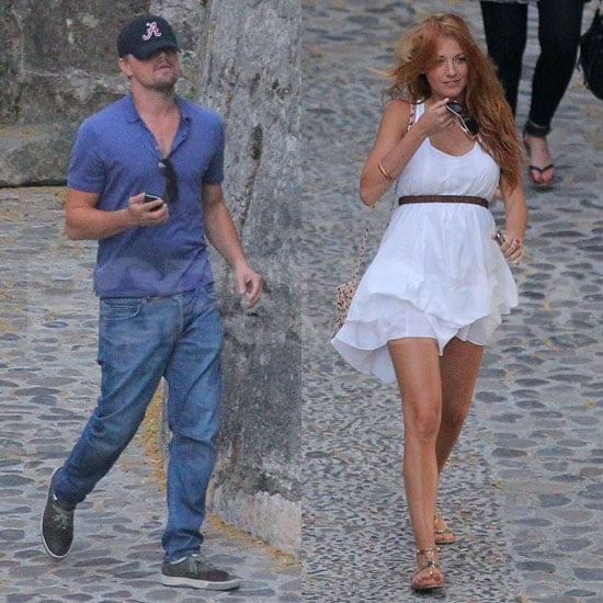 Blake Lively Pictures With Leonardo Dicaprio In France Popsugar