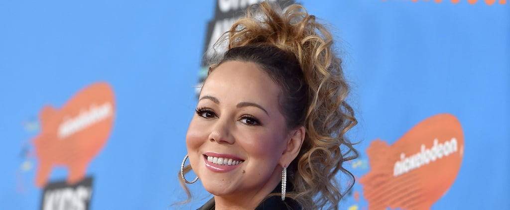 Mariah Carey's Weird Beauty Habit Is Bathing in Milk