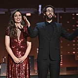 Sara Bareilles and Josh Groban
