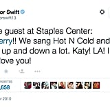 April 16, 2010: And a Tweet to Boot