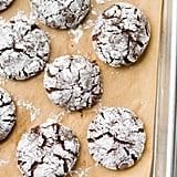 Paleo Gluten-Free Vegan Crinkle Cookies
