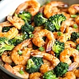 Shrimp and Broccoli Stir-Fry