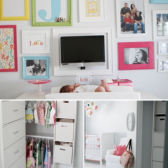 From Craft Room to Baby Kate's Crib