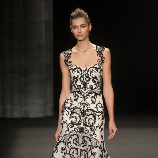 Don't Be Afraid of the Dark at Monique Lhuillier