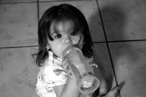 What to Do When Your Child Won't Give Up the Bottle