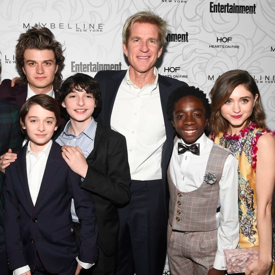 Stranger Things Cast Entertainment Weekly SAG Awards Party