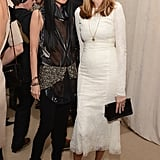Vera Wang and Lauren Santo Domingo