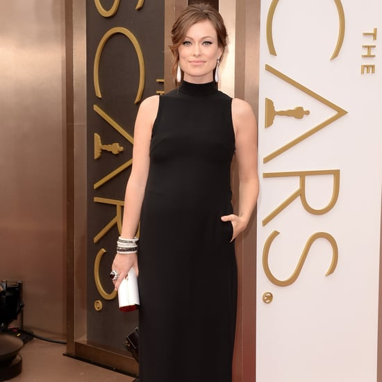 Olivia Wilde Dress at Oscars 2014