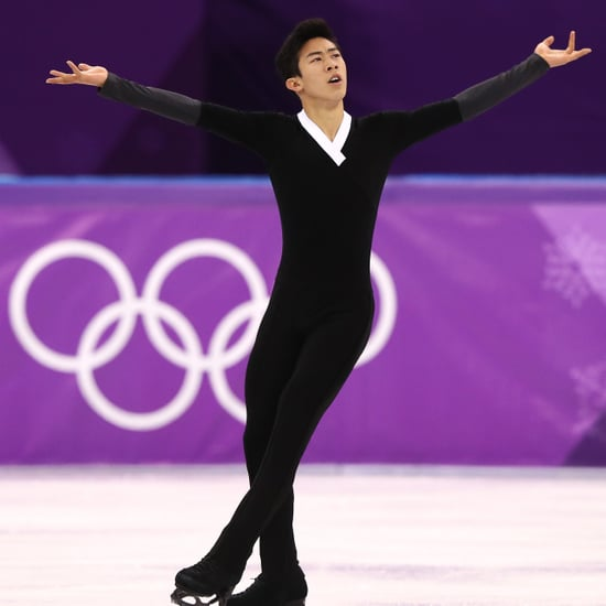 Nathan Chen Figure Skating Olympics Routine With 6 Quads