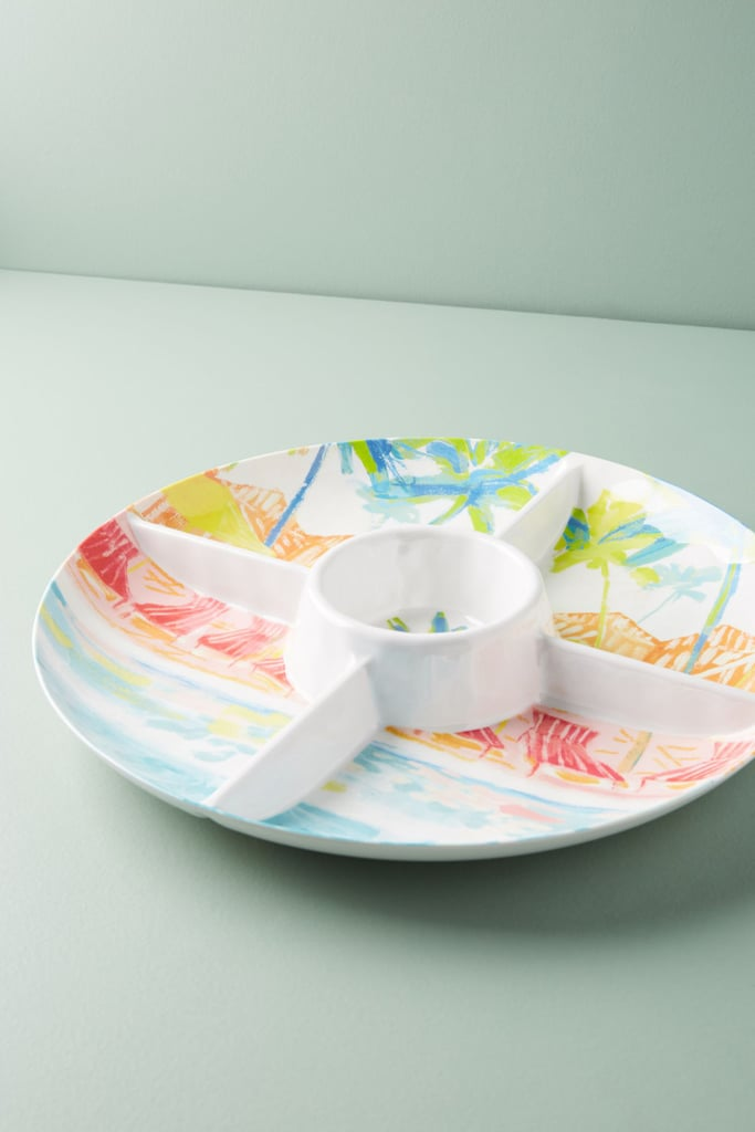 Blakely Made Sunscene Melamine Chip + Dip