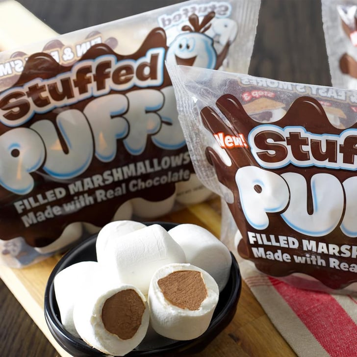 Image result for stuffed puffs chocolate filled marshmallows