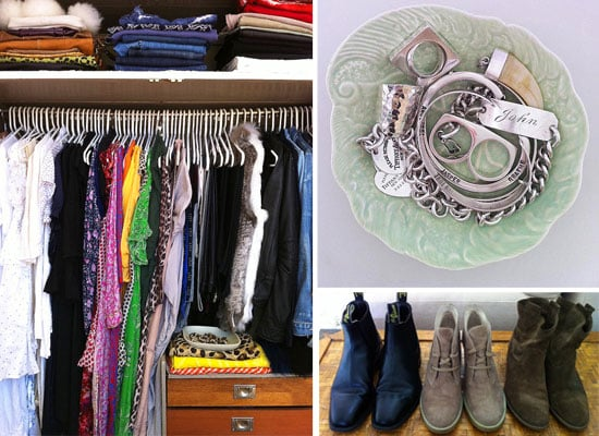 Inside Her Wardrobe: Interior's Blogger Louise Bell from Table Tonic Show Us Her Stylish Closet!