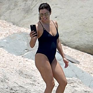 Eva Longoria Bikini Pictures in St. Barts April 2019