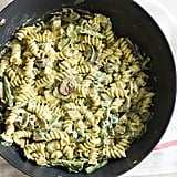 Cauliflower Cashew Alfredo Pasta