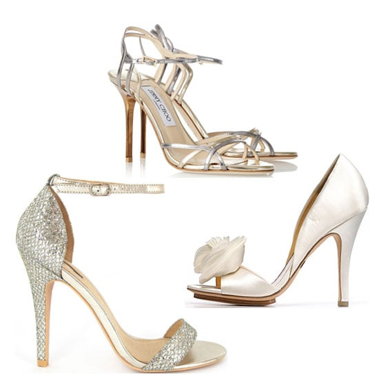 Shop Top 10 Stylish Wedding Shoes Online: Jimmy Choo + more!