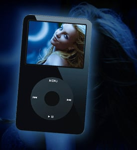 Win An Autographed Britney Spears iPod