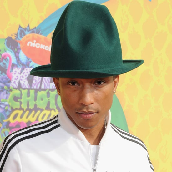 Pharrell Williams Joins The Voice